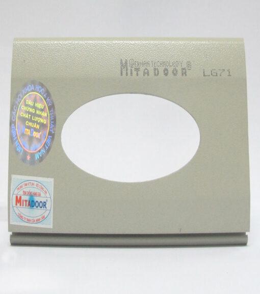 Cửa cuốn Nhôm Mitadoor Siêu thoáng LG71