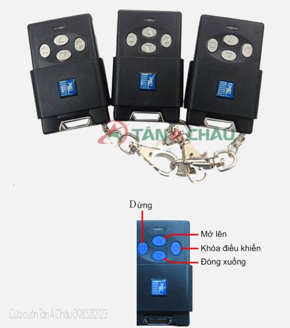 Remote điều khiển cửa cuốn Austdoor dk1