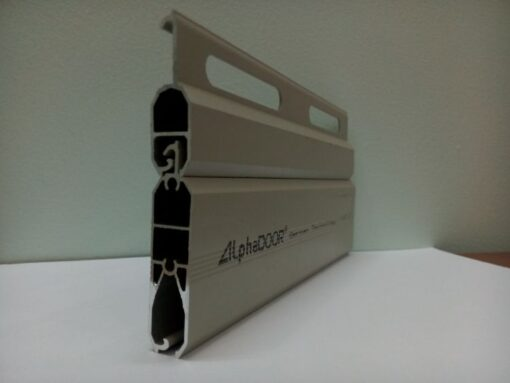 cửa cuốn nhôm alpha door a476