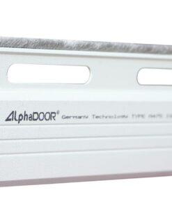 cửa cuốn nhôm alpha door a672